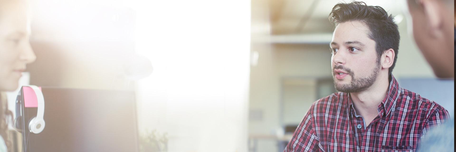 Leverandør av e-faktura invoice B2B. Innkommende elektronisk faktura fra leverandører