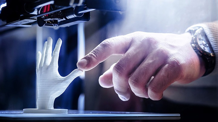 3d print som tjeneste. Kjøpe 3D-printing i stedet for å eie printer selv