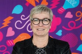 «Vi vil lære mer om kundene våre og bli enda bedre», sier Eva-Lena Berglund, ansvarlig for fakturering i Skellefteå Kraft.
