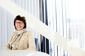 Lena Moberg, markedsstrateg i Göteborg Energi.