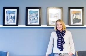 – Relevant kommunikasjon er alltid viktigst, uansett hvilken kanal du kommuniserer i, sier Ulla Höglind, sjef for markedskommunikasjon og CRM i Volvofinans Bank i Sverige.