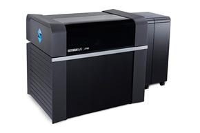 Samarbeidet startet med at PostNord Strålfors kjøpte Stratasys' unike J750 fullfarge 3D-printer som kan kombinere flere materialtyper.