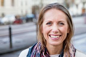 Anna Jonsson, universitetslektor i bedriftsøkonomi ved Göteborgs universitet.