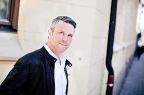 Frank Langva, Head of Digital Media i Innovasjon Norge. Foto: Frida Marie Grand.