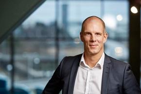 Henrik Kihlberg, salgssjef i PostNord Strålfors i Sverige.