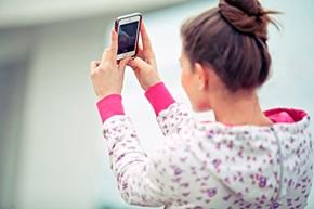 Ta en selfie –og få profesjonell hjelp