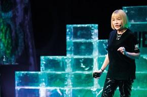 """""""Tjen penger – og gjør gode gjerninger samtidig."""" Det er fremtidens måte å gjøre forretninger på ifølge den internasjonalt anerkjente varemerkeeksperten Cindy Gallop."""
