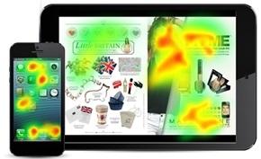 Fakturareklame og Eye tracking