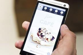 Digital markedsføring med personliggjort innhold er fremtiden. Det mener Markus Grannenfelt, administrerende direktør for app-bedriften Intellipocket.