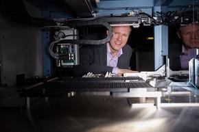 Henrik Gunnarsson, leder for telekom-applikasjoner i PostNord Strålfors i Sverige.